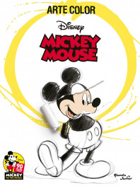 Arte Color. Mickey Mouse